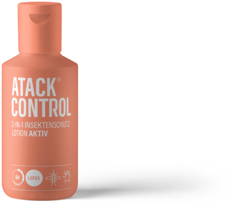 Atack Control 2in1 Lotion